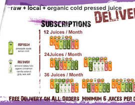 #33 para Design a Banner for Juice Delivery por authenticweb