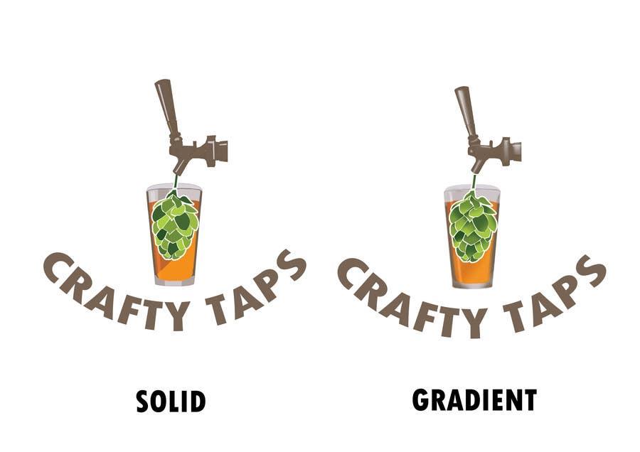 Penyertaan Peraduan #                                        57                                      untuk                                         Design a Logo for Crafty Taps