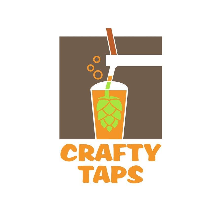 Penyertaan Peraduan #                                        56                                      untuk                                         Design a Logo for Crafty Taps