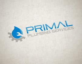 #66 for Design a Logo for PRIMAL PLUMBING SERVICES by fireacefist