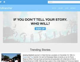 Nro 9 kilpailuun Create a New Image for the Main Page of a Social Network käyttäjältä Shrey0017