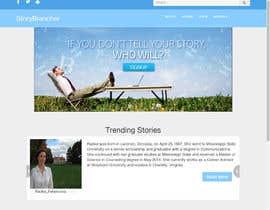 Nro 5 kilpailuun Create a New Image for the Main Page of a Social Network käyttäjältä zakkento