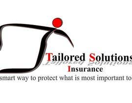 #32 untuk Logo Design for Tailored Solutions Insurance oleh papenbg