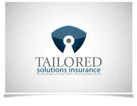 #61 pentru Logo Design for Tailored Solutions Insurance de către surmimi2012