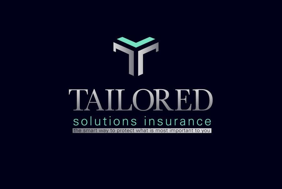 Penyertaan Peraduan #165 untuk Logo Design for Tailored Solutions Insurance