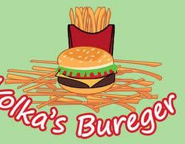 Rashid8891 tarafından Logo design for a burger cafe için no 86