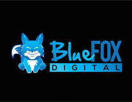#51 untuk Design a Logo for Blue Fox Digital oleh dannnnny85