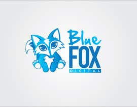 #52 for Design a Logo for Blue Fox Digital by dannnnny85