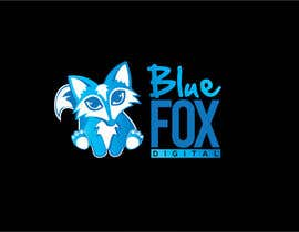 #53 for Design a Logo for Blue Fox Digital by dannnnny85