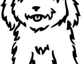 nº 25 pour Logo / Drawing / Illustration of a dog par victorshade9999