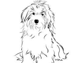 #43 for Logo / Drawing / Illustration of a dog af tedian