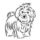 Contest Entry #31 for Logo / Drawing / Illustration of a dog