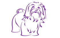 Contest Entry #33 for Logo / Drawing / Illustration of a dog