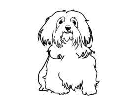 nº 13 pour Logo / Drawing / Illustration of a dog par chiaying