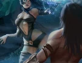 ZenohStudio tarafından Provide cover art for a sword and sorcery book için no 55