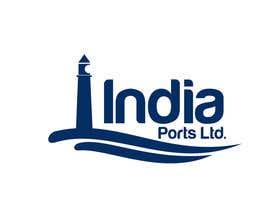 #338 for Logo Design for India Ports by ulogo
