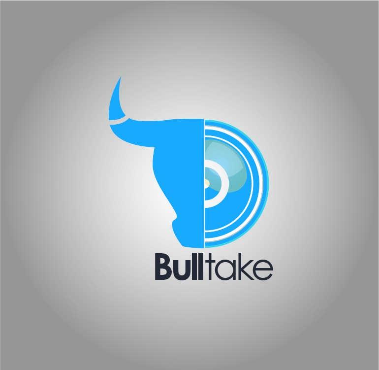 Penyertaan Peraduan #26 untuk Design a Logo for Bulltake