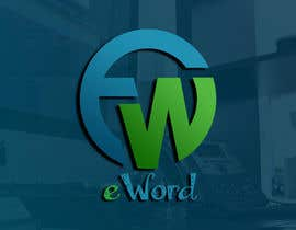 #1 for Logo for eWord by elmissiry