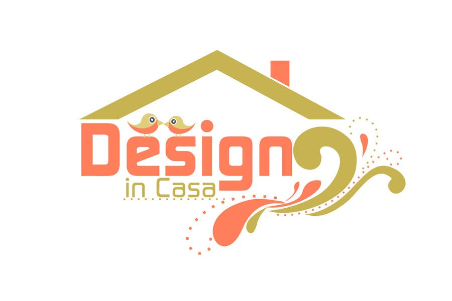 Конкурсная заявка №373 для Logo Design for  Is for a decoration store, that has beautiful, delicate and elegant products.