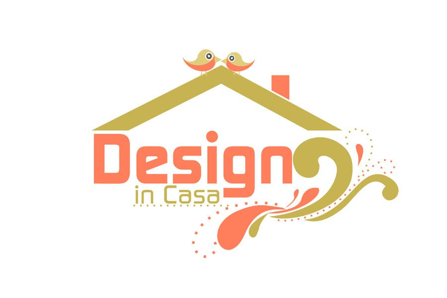 Конкурсная заявка №379 для Logo Design for  Is for a decoration store, that has beautiful, delicate and elegant products.