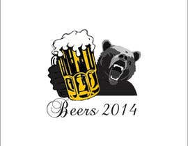 #3 for Logo Design for Beer 2014 by innocentbebo143