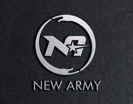 #45 for Design a Logo for New Army™ Clothing & Apparel by arteq04