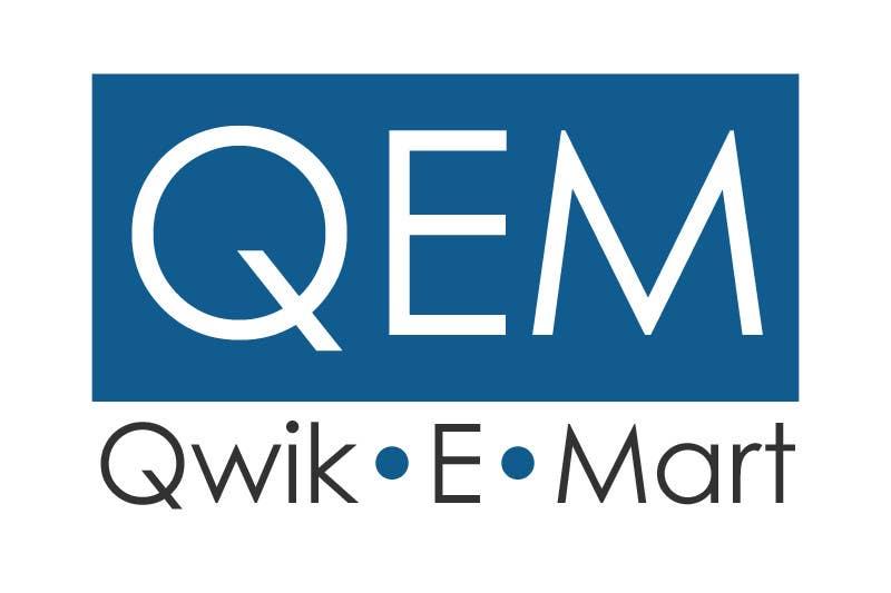 Конкурсна заявка №219 для Logo Design for Qwik-E-Mart