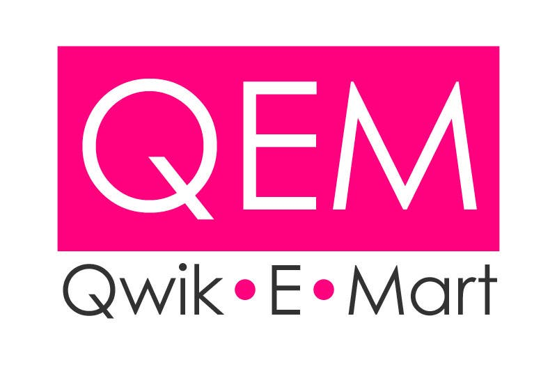 Конкурсна заявка №223 для Logo Design for Qwik-E-Mart