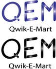 Entrada de concurso de Graphic Design #67 para Logo Design for Qwik-E-Mart