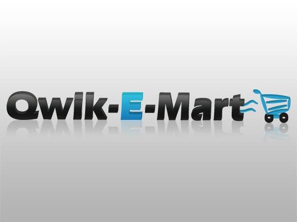 Конкурсна заявка №16 для Logo Design for Qwik-E-Mart
