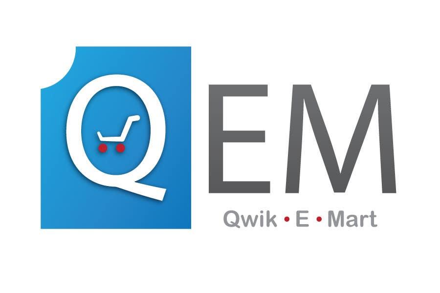 Participación en el concurso Nro.153 para Logo Design for Qwik-E-Mart