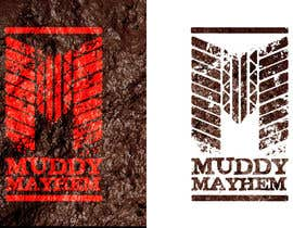 nº 45 pour Logo Design for Muddy Mayhem par mbuchman