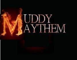 nº 52 pour Logo Design for Muddy Mayhem par sandeep1006