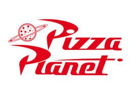 #9 for Pizza Planet Rocket Ship Vector by pbevilacqua