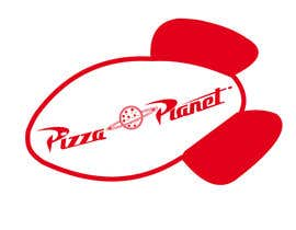 #13 for Pizza Planet Rocket Ship Vector by pbevilacqua
