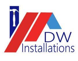 Nro 35 kilpailuun Logo Design for http://dwinstallationsandrenovations.com.au/ käyttäjältä zakii