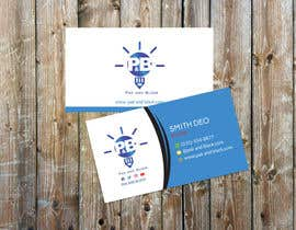 #41 for Business card AND letterhead design for a podcast - logo available by mamun1236943