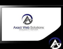#2 for Professional Logo For AxactWebSolutions - repost by Dreamofdesigners
