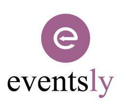 Nro 43 kilpailuun Design a Logo for Eventsly App käyttäjältä bb270691