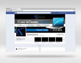 alberhoh tarafından Design a Facebook landing page XCD IT için no 3