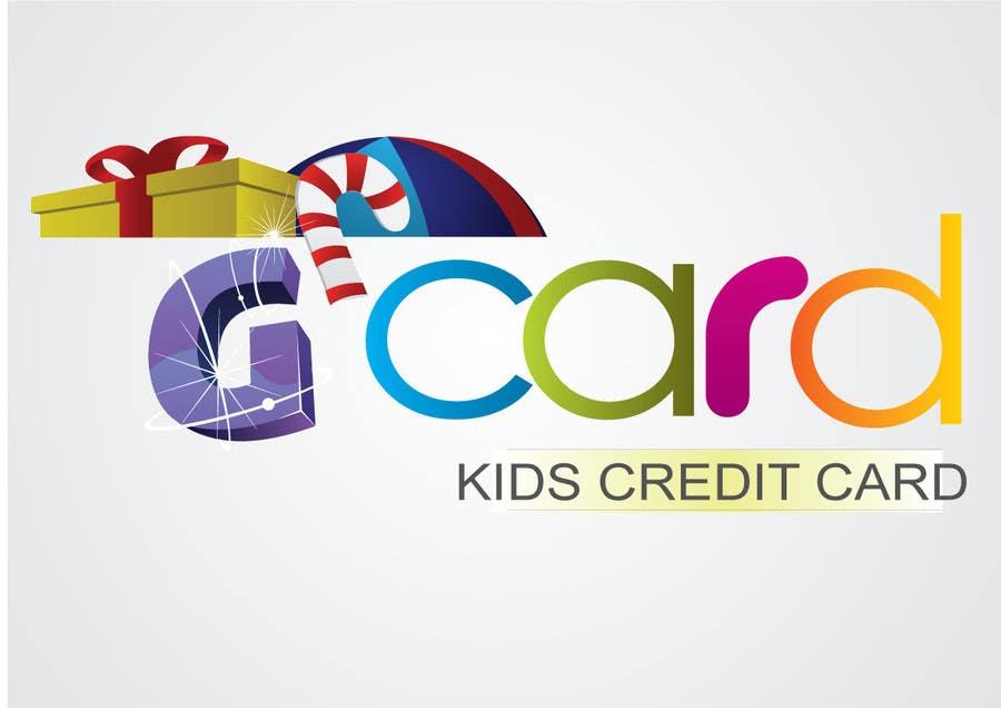 Bài tham dự cuộc thi #117 cho Kids Credit Card Logo & Design