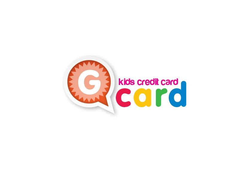 Bài tham dự cuộc thi #107 cho Kids Credit Card Logo & Design
