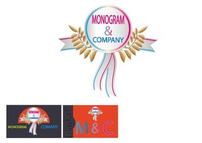 #24 for Design logo for Monogram and Company by sammyali