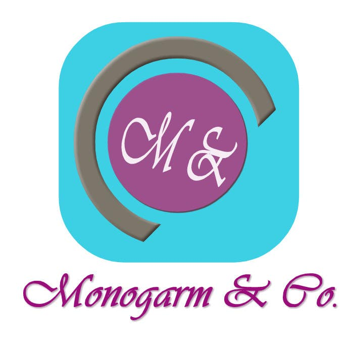 #4 for Design logo for Monogram and Company by vinayakadj