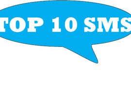 Prathwish tarafından Design a Logo for -TOP10SMS için no 32
