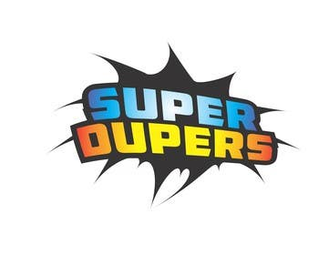 #12 para Design a Logo for Super hero game por eltorozzz