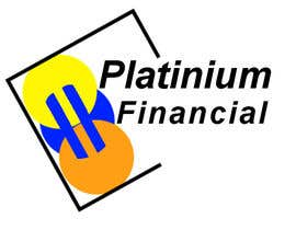 #11 for Concevez un logo for PLATINIUM FINANCIAL af chihirojob