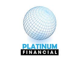 nº 24 pour Concevez un logo for PLATINIUM FINANCIAL par bab55z