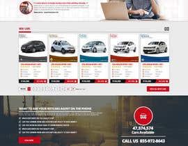 Nro 97 kilpailuun Design a Website Mockup käyttäjältä nikil02an