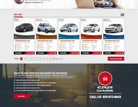 Nro 99 kilpailuun Design a Website Mockup käyttäjältä nikil02an